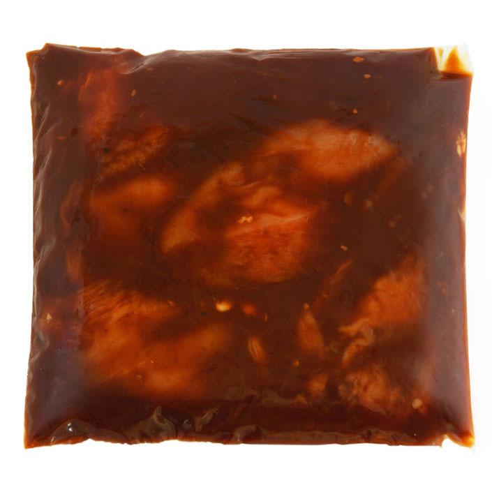 Chicken Prego's - mild sauce, sold in 1kg vacuum packs