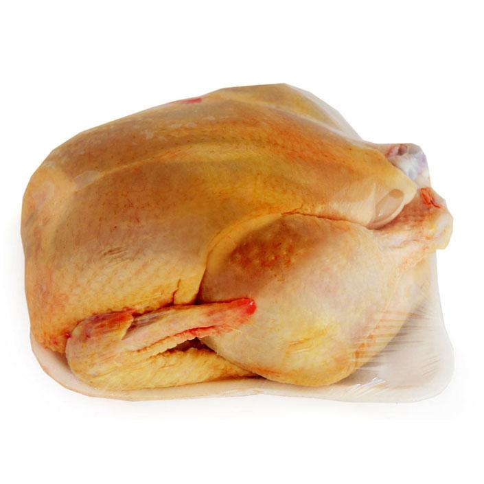 Fresh Whole Free Range Chicken approx 1,25kg per chicken