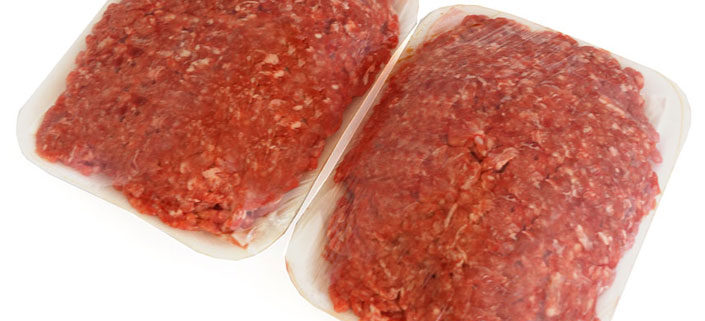Lean Beef Mince (per 1 kg) - packed as 2 x 500g packs