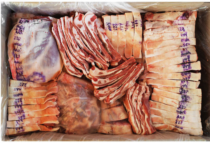 Full Lamb (approx 18kg) cut & packed to your specifications